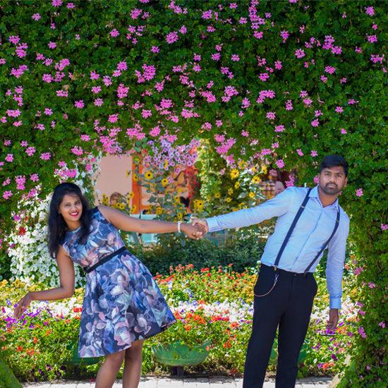 Pre Wedding Shoot In Dubai - Vshoot